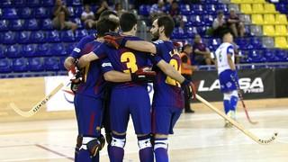 FC Barcelona Lassa 8 - ICG Lleida 1 (Liga Catalana)