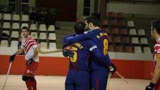 CP Vic 3 - FC Barcelona Lassa 3