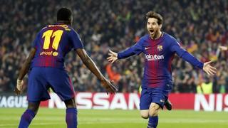 FC Barcelona 3 - Chelsea 0 (1 minute)