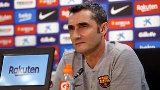 """Ernesto Valverde: """"És un partit històricament difícil"""""""