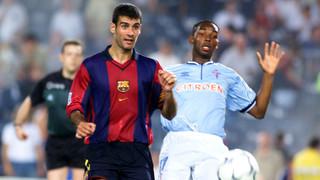 L'últim Barça-Celta a la Copa del Rei va coincidir amb el comiat de Pep Guardiola com a jugador del FC Barcelona