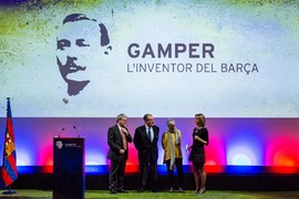 'Gamper, the man who invented Barça'