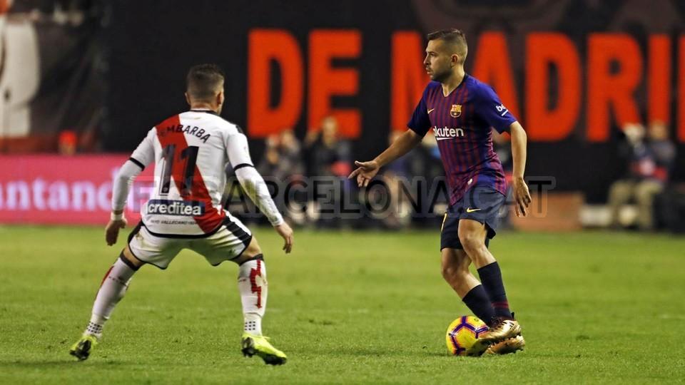 صور مباراة : رايو فاليكانو - برشلونة 2-3 ( 03-11-2018 )  102038460
