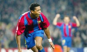 Patrick Kluivert's five most remarkable Barça goals