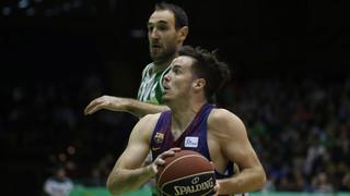 Betis 82 - FC Barcelona Lassa 89 (ACB)