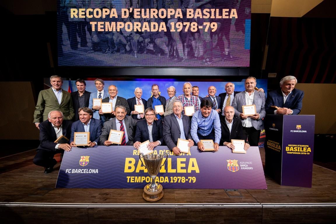 Este jueves 16 de mayo se cumplen 40 años de la conquista de la Recopa de Basilea, el primer gran título europeo azulgrana.