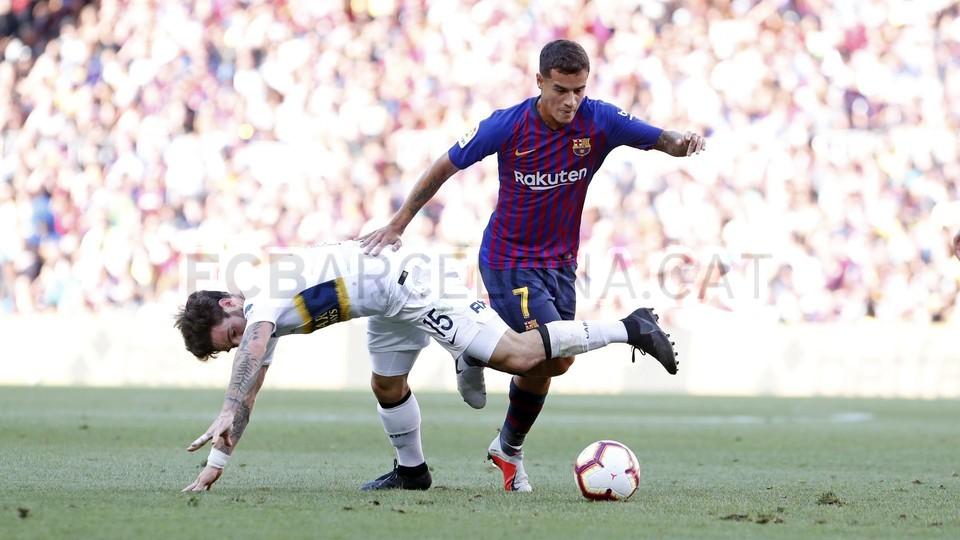 صور مباراة : برشلونة - بوكا جونيورز ( 16-08-2018 )  95974334