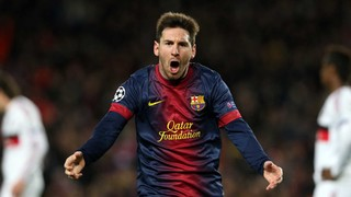 FC Barcelona 4 - Milan 0 (3 minutes)