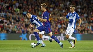 FC Barcelona 5 - Espanyol 0 (3 minutos)
