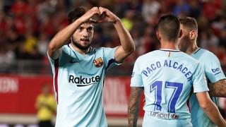 Murcia 0 - FC Barcelona 3 (1 minuto)