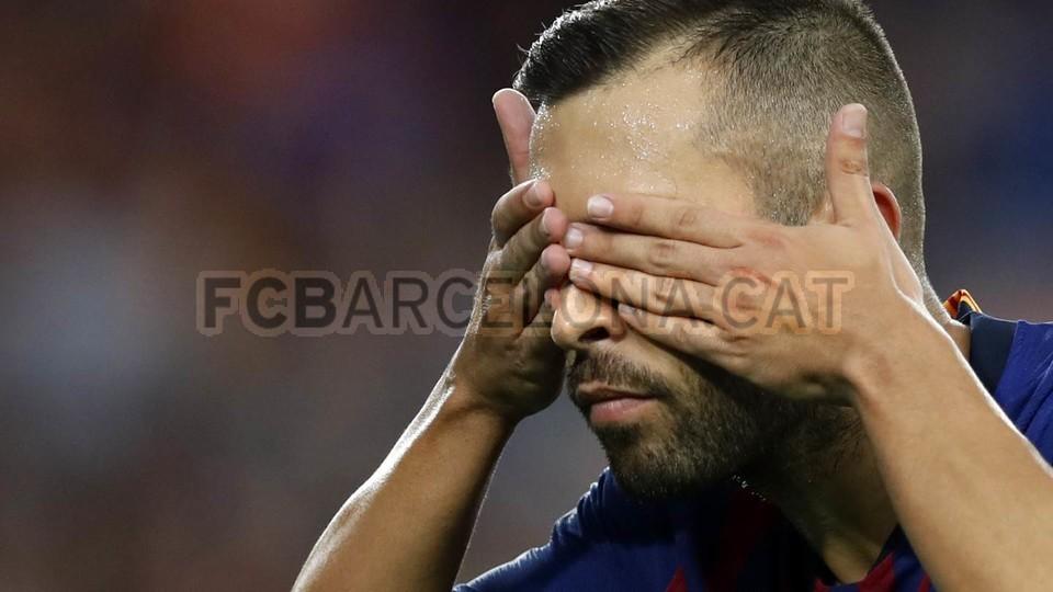 صور مباراة : برشلونة - هويسكا 8-2 ( 02-09-2018 )  97495487