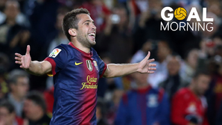 GOAL MORNING!!! Jordi Alba vs Almeria
