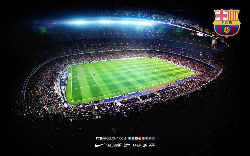 camp nou 02 wallpaper fc barcelona