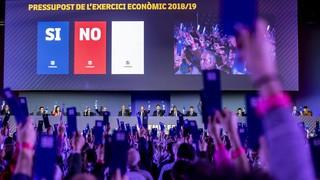 L'Assemblea de Compromissaris del FC Barcelona 2018 (part 3 de 3)