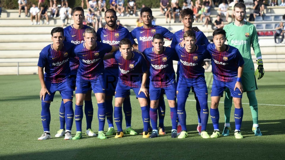 64a10f8be Match Thread  Barça B vs Girona FC  Friendly    Barca