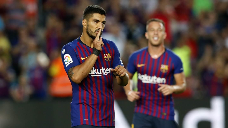 صور مباراة : برشلونة - هويسكا 8-2 ( 02-09-2018 )  97434816