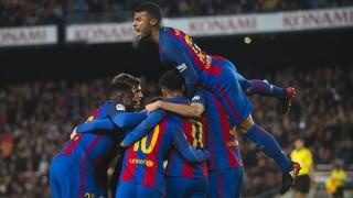 FC Barcelona 3 - Ath. Bilbao 1