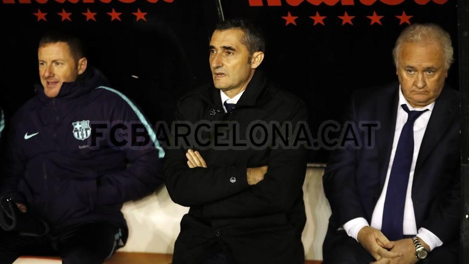 صور مباراة : رايو فاليكانو - برشلونة 2-3 ( 03-11-2018 )  102033088