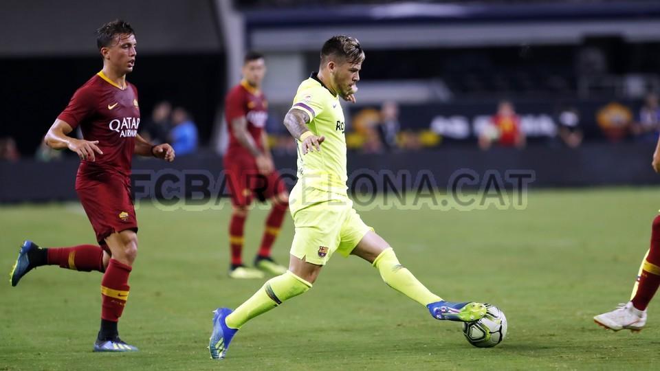 صور مباراة : برشلونة - روما 4-2 ( 01-08-2018 )  95181504