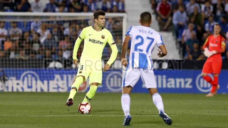 صور مباراة : ليغانيس - برشلونة 2-1 ( 26-09-2018 ) 99772865