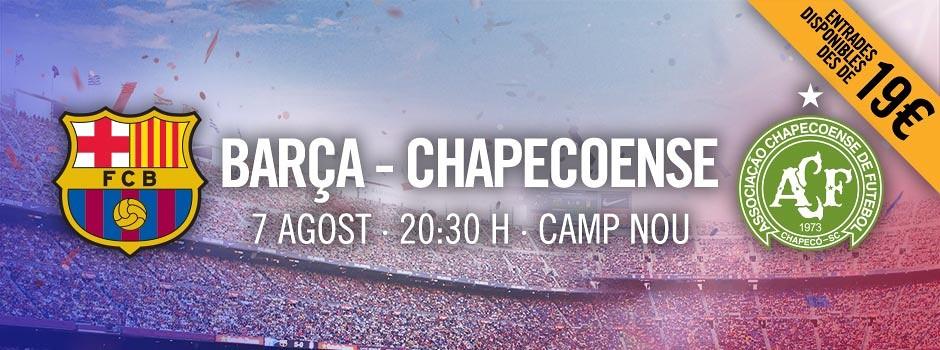Entrades pel partit del Gamper al Camp Nou