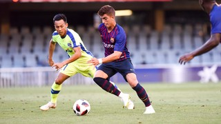 FC Barcelona B – Bengaluru FC: Victòria brillant (3-0)