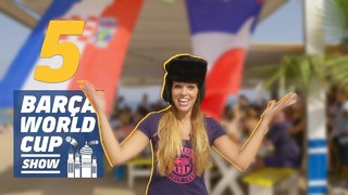 'The Barça World Cup Show' Last Episode