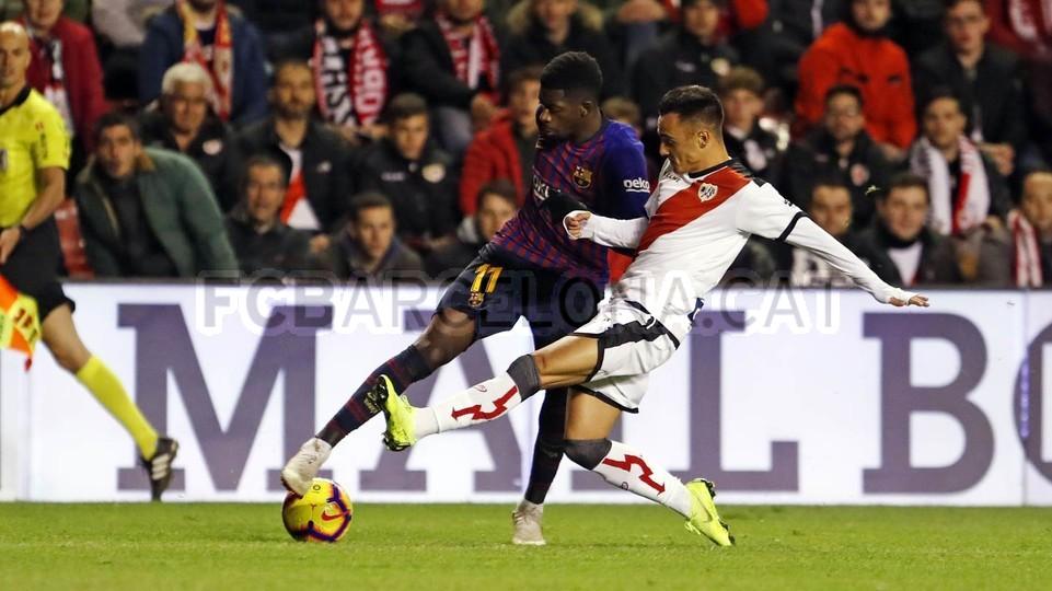 صور مباراة : رايو فاليكانو - برشلونة 2-3 ( 03-11-2018 )  102038466