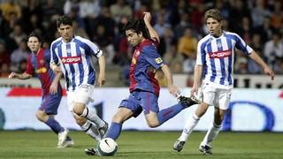 Barça Legends: Anderson Luis de Souza