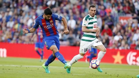 Resultado de imagen de Barcelona - Eibar accion