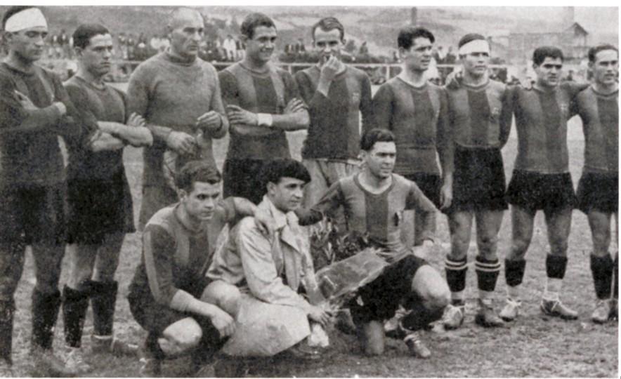 أول بطولة للدوري الإسباني