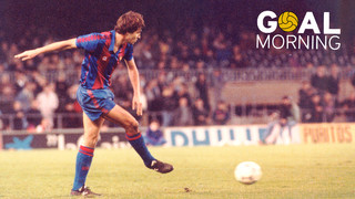 Goal Morning! Do you remember this goal by Julio Salinas?
