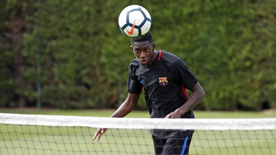 Maillot entrainement FC Barcelona 2017
