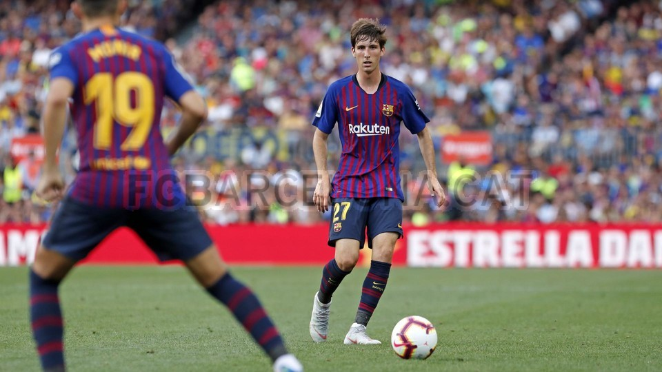 صور مباراة : برشلونة - بوكا جونيورز ( 16-08-2018 )  95975108