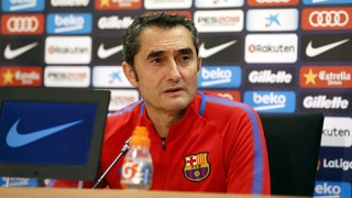 Ernesto Valverde: Scoring at home is vital