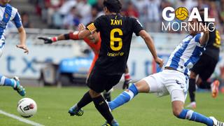 Goal Morning: Xavi Hernández vs Real Sociedad