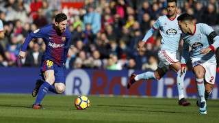 FC Barcelona - Celta (1 minuto)