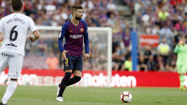 صور مباراة : برشلونة - هويسكا 8-2 ( 02-09-2018 )  97425605