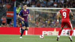 FC Barcelona will present an appeal to the Competition Committee for the red card shown to the player Clément Lenglet in the 34th minute of Sunday's game