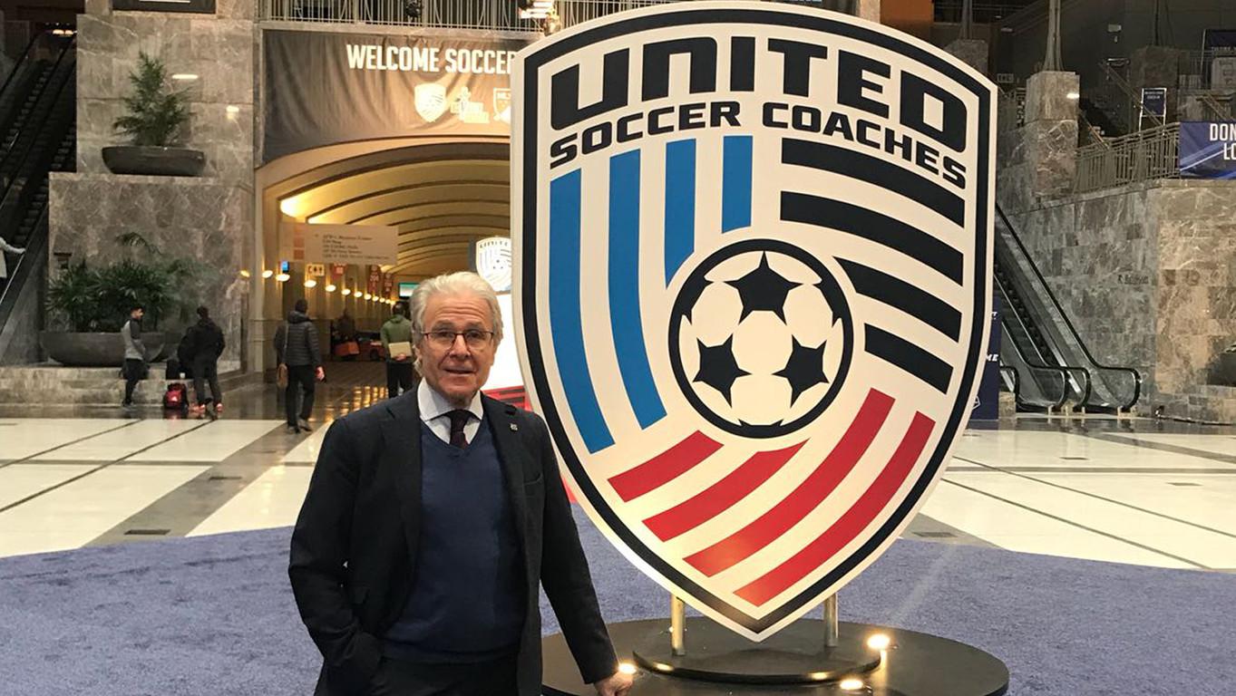 La convenció de la United Soccer Coaches reuneix a Philadelphia el sector del soccer als Estats Units.