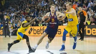 FC Barcelona Lassa 89 - Maccabi 67 (Euroleague)