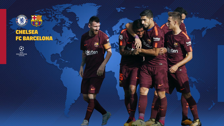 Retrouvez le guide des chaînes et des horaires pour voir le choc européen entre les Blues et les Blaugranas