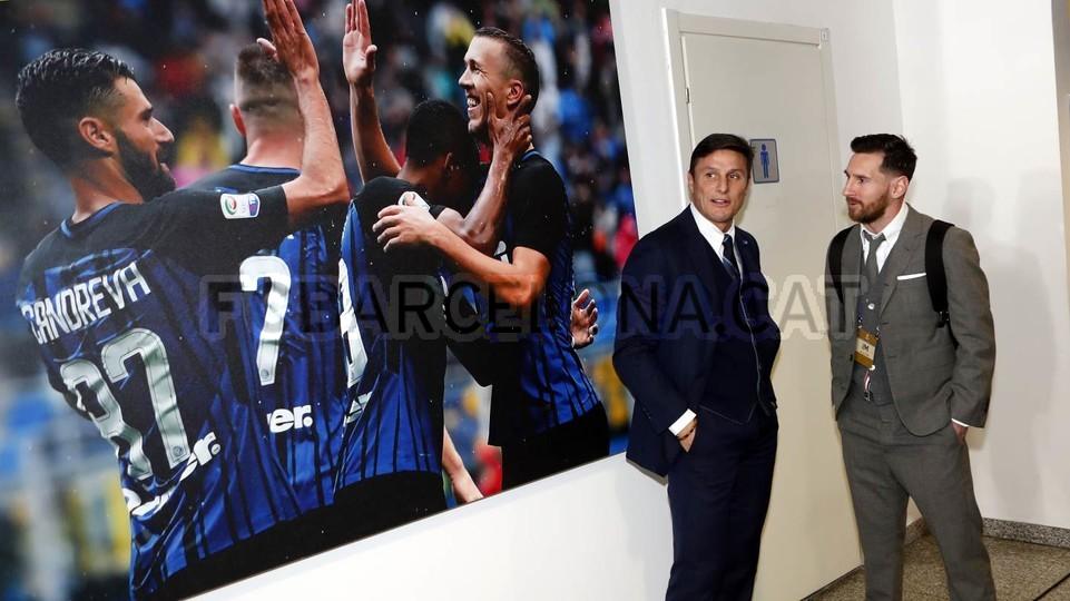 صور مباراة : إنتر ميلان - برشلونة 1-1 ( 06-11-2018 )  102198470