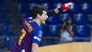 FC Barcelona Lassa 4-1 Citylift Girona HC: Catalan League finalists