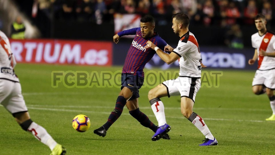 صور مباراة : رايو فاليكانو - برشلونة 2-3 ( 03-11-2018 )  102033094