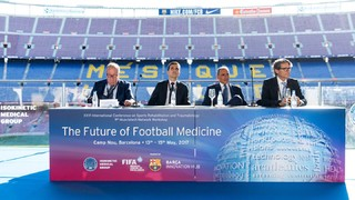Inauguration of the XXVI International Conference on Sports Rehabilitation and Traumatology