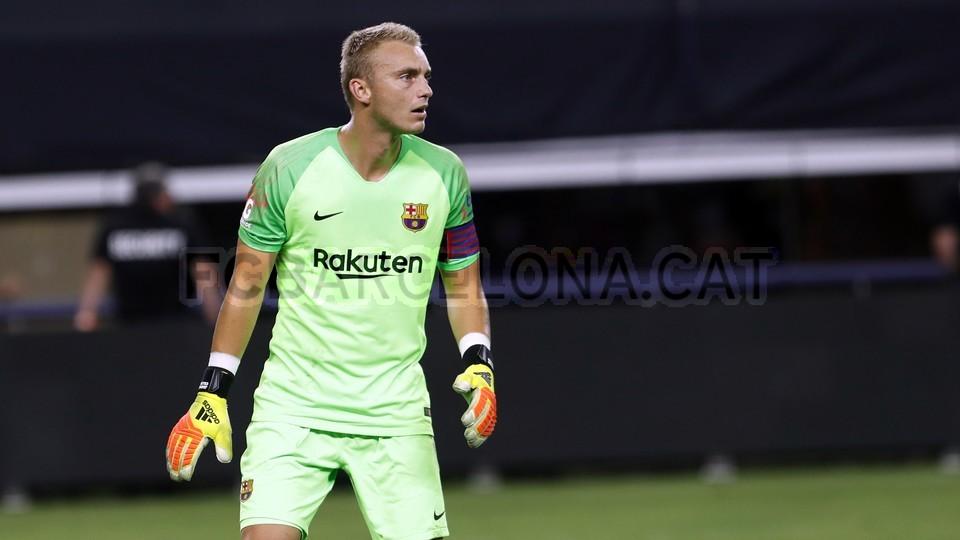 صور مباراة : برشلونة - روما 4-2 ( 01-08-2018 )  95181510