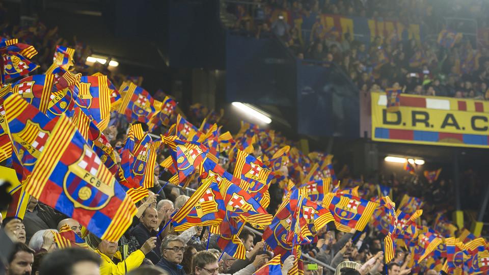 Fc barcelona benteng terkuat di palau blaugrana fc barcelona for Puerta 0 palau blaugrana