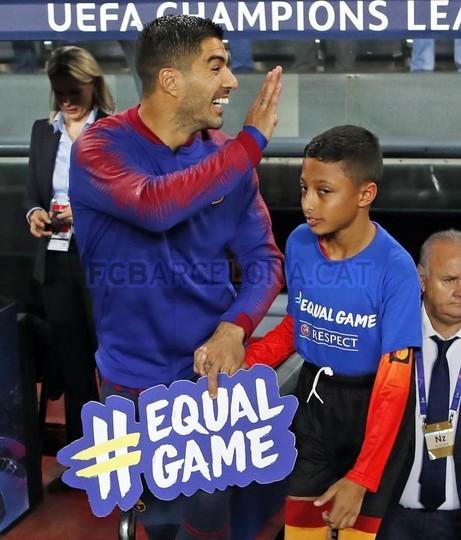 صور مباراة : برشلونة - إنتر ميلان 2-0 ( 24-10-2018 )  101552583