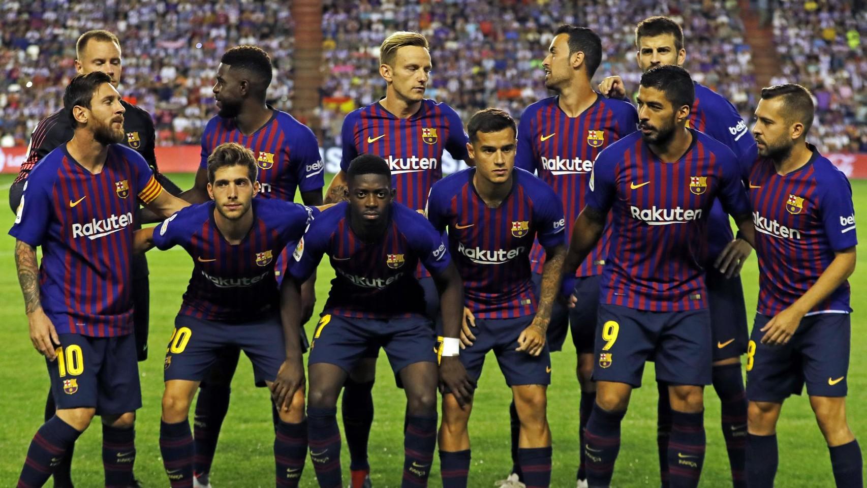 صور مباراة : بلد الوليد - برشلونة 0-1 ( 25-08-2018 )  96768455